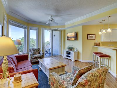 Photo for 2211 SeaCrest - Steps to the Beach, Pool, and so much more