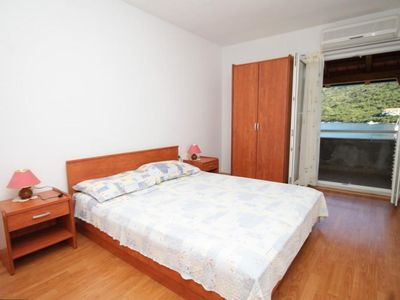 Photo for Studio flat with terrace and sea view Pasadur, Lastovo (AS-8392-a)