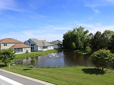 11444 West Sand Cove Road, Bayside - Deck View