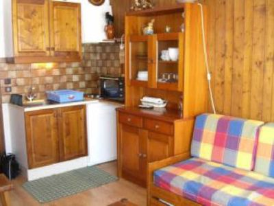 Photo for CLOS D'ARLY - Studio cabin - Capacity 4 people