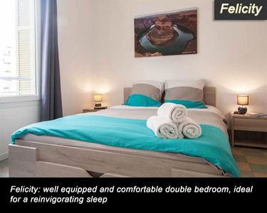 Photo for Felicity: amazing 3-bedroom flat just 3 minutes away from the beach