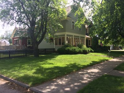Photo for Beautifully Restored Historic Home w/ Views to Conrad Mansion Gardens.