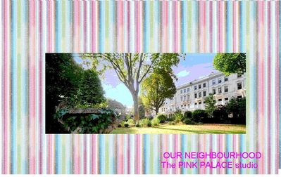 Photo for PINK   PALACE STUDIO   in Central London-- a studio but a LARGE MODERN Studio