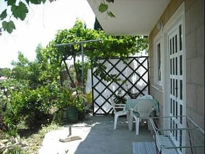 Photo for Apartment Tatjana  A1(2+2)  - Banjol, Island Rab, Croatia