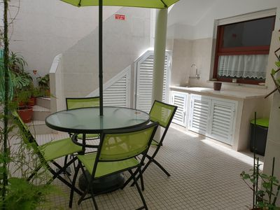 Photo for Charming two bedroom apartment in the center of the city