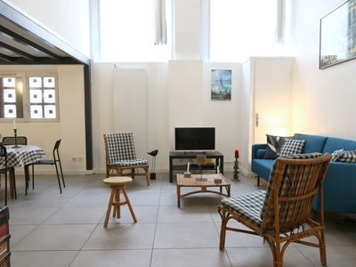 Photo for CHARMING APARTMENT IN THE 3RD DISTRICT OF LYON FOR 5 PEOPLE