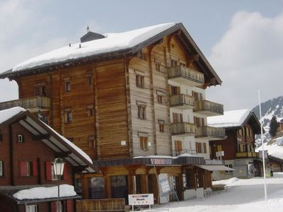 Photo for 3 bedroom Apartment, sleeps 8 in Riederalp
