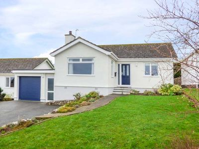 Photo for ORME VIEW, pet friendly, with open fire in Beaumaris, Ref 946526