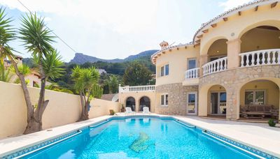 Photo for Villa Cucarres - LAST MINUTE OFFER! FROM 17/11 TO 01/12 ASK FOR PRICES!