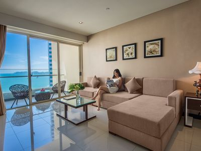 Photo for Luxury Seaview Apt. - The Costa Res Nha Trang