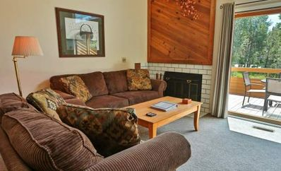 Next to Pond, Fitness Center with Indoor Pool and Hot Tub. Trout Creek Condo #20 - 3 Bedroom Loft