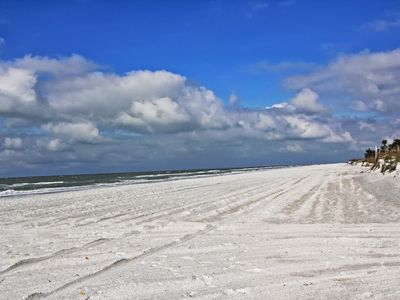 Photo for Full Frontal View of Gulf of Mexico - Private Beach