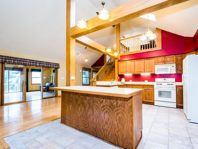 Photo for Newly Listed Colossal Lakeside Home Just One House Away From Lake Michigan!
