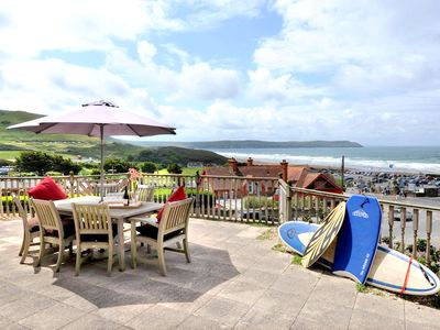 Photo for 3BR Apartment Vacation Rental in Woolacombe, Devon