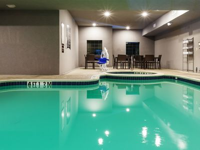 Photo for Equipped Suite Near UT Tyler with FREE Breakfast | Fitness Centre + Pool Access
