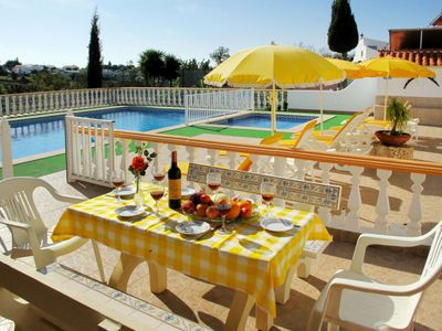 Photo for Vacation home Quinta da Geninha (PAD130) in Paderne - 4 persons, 2 bedrooms