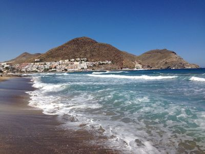 Photo for Charming house 80 meters  from San José beach at Cabo de Gata Natural Park