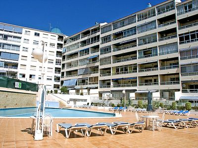 Photo for Calpe Apartment, Sleeps 4 with Pool