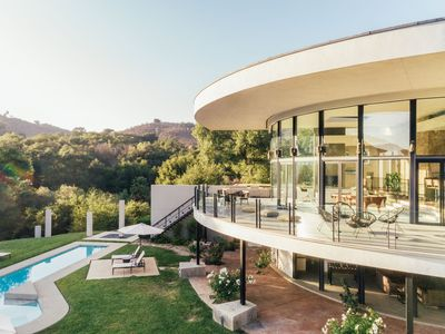Photo for Secluded 20 Acre Modernist Estate w/ Unrivaled Views  ❤ by AvantStay