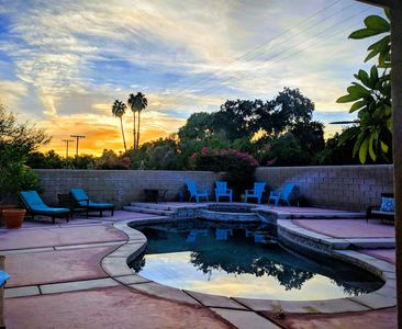 Photo for Beautiful home 2 blocks from Coachella, Stagecoach and Empire Polo Grounds!
