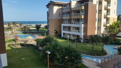 Photo for Great Apt. On the beach 1302