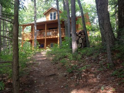 Photo for 2BR Cabin Vacation Rental in Orwell, Vermont