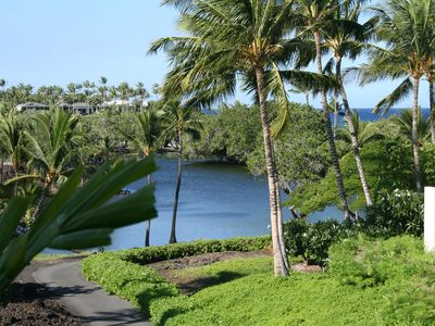 Photo for Beautiful 1 BR / 2 BA Oceanview Mauna Lani Condo