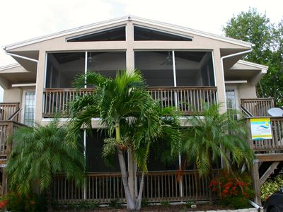 Photo for Ft Myers Beach - North End  - 2BR, 2 Bath - New Pool - Pet Friendly