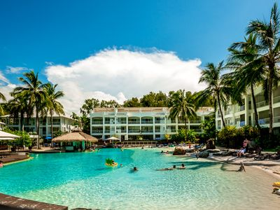 Photo for Poolside Two Bedroom Suite @ The Beach Club