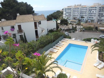 Photo for 1BR Apartment Vacation Rental in Cala Ferrera, Islas Baleares