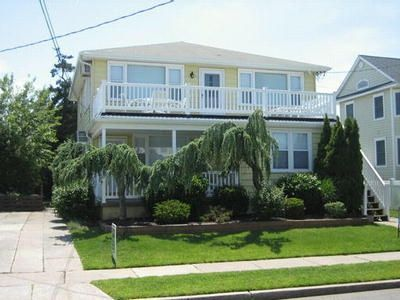 Photo for Quiet neighborhood and just a short walk to the beach or town center.