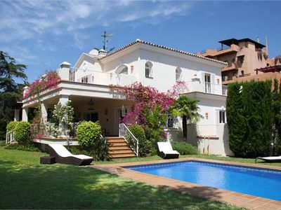 Photo for 5BR Villa Vacation Rental in Estepona, Malaga