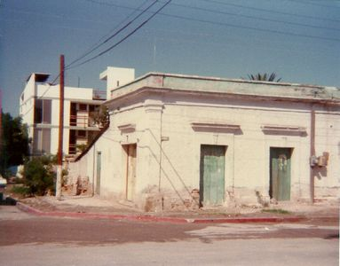 The house in 1975