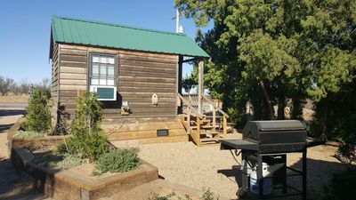 Photo for The Roadrunner Tiny Cabin at Palo Duro Canyon