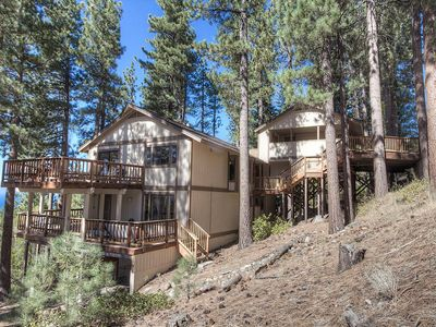 Photo for Luxury Home w/ Large Deck, View, Hot Tub (HCH1221)