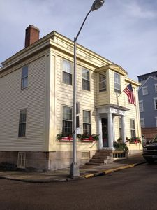 Photo for 1BR Apartment Vacation Rental in Newport, Rhode Island