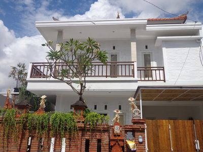 Photo for Private House in Denpasar, 2 bedrooms, 2 bathrooms, sleeps 4