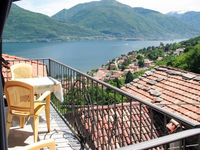 Photo for Vacation home Emma (PLL250) in Pianello Lario - 4 persons, 2 bedrooms