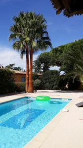 Photo for VILLA 140 m² with 40 m² + dependence heated pool
