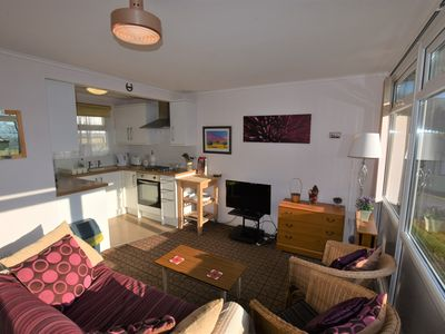 Photo for Delightful Pet Friendly 2 Bedroom Chalet Sleeping 6 Guests Near Tywyn
