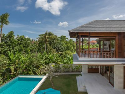 Photo for Spacious 3BR Private Villa in Canggu RSB