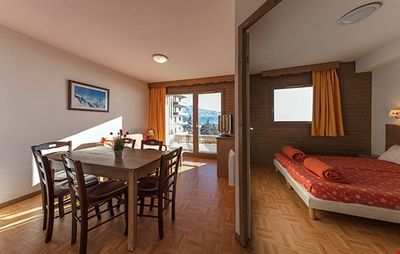 Photo for Warm and Inviting 1 Bedroom Alcove Apartment with Private Balcony