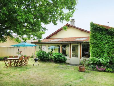 Photo for Vacation home Les Hortensias (HUT140) in Hourtin - 4 persons, 2 bedrooms