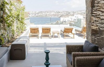 Photo for Apartment 2 Bedrooms - Mykonos