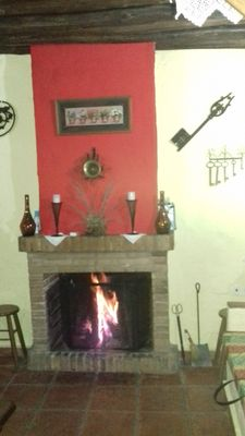 Photo for Rustic style house in the Sierra de Ronda and very close to the Costa del Sol.