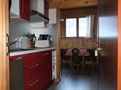 Photo for Studio in a large Savoyard chalet located directly on the slopes