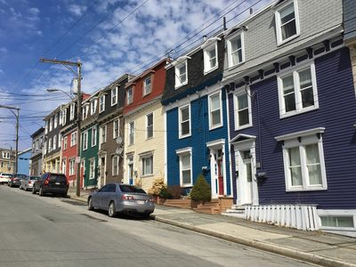Photo for Jelly Bean House in the Heart of Downtown St. John s
