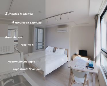 Photo for 21A new house in shinjuku/great access