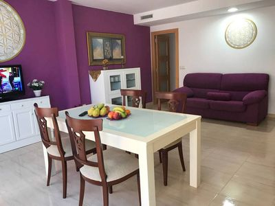 Photo for Beautiful apartment a few meters from the beach