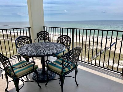 Gorgeous Gulf Views From This Orange Beach Condo on the 11th Floor!